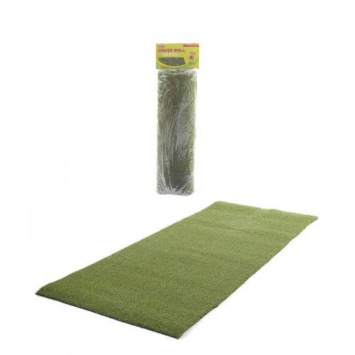 The Grass Roll - The Field