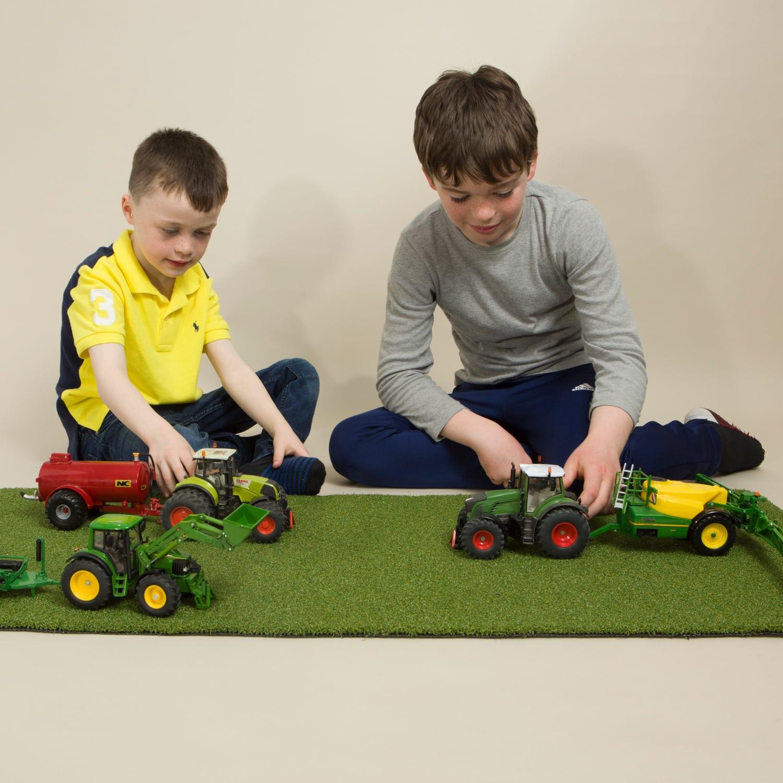 The Field Grass Roll