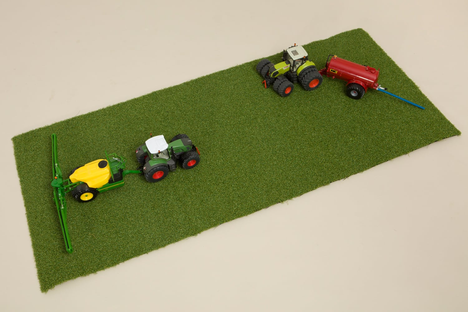 The Field Grass Roll