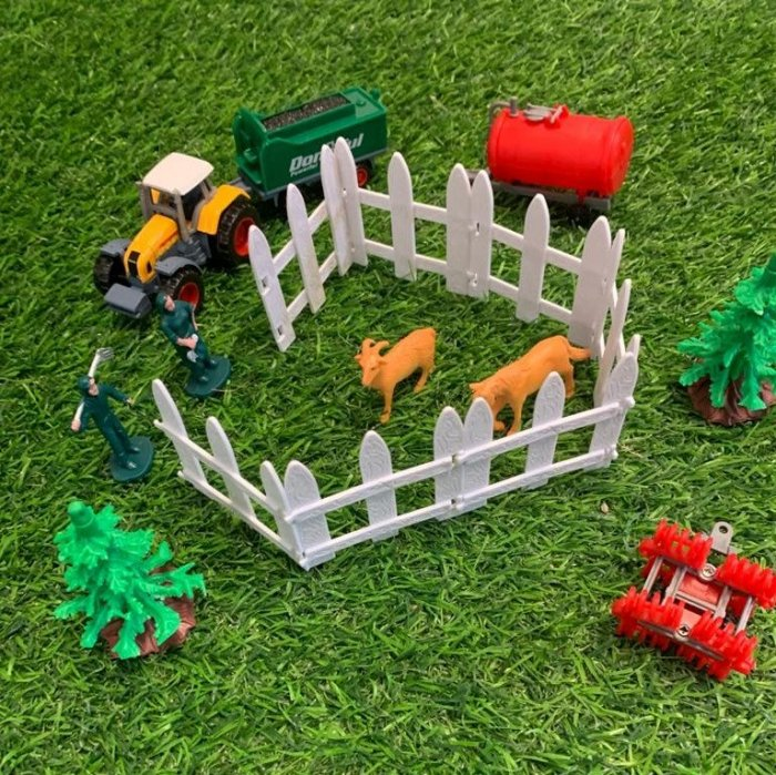 New Farm Toy Pack